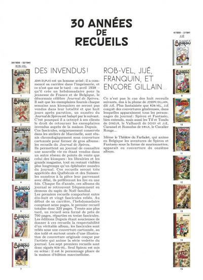Page 5 Franquin patrimoine tome 3