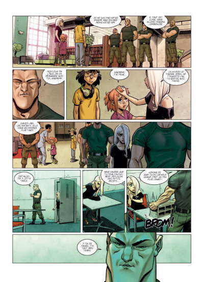 Page 1 Harmony tome 2