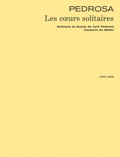 Page 1 Les coeurs solitaires - édition 2015
