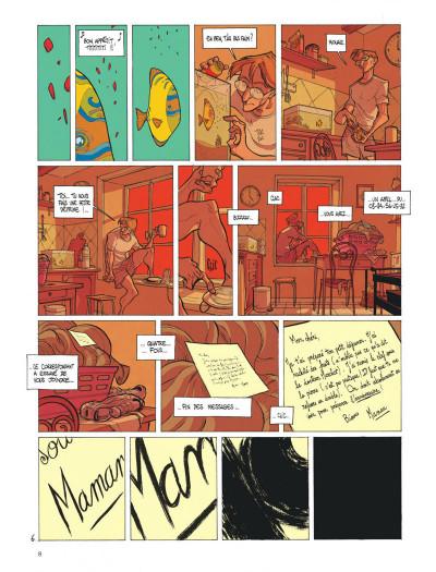 Page 8 Les coeurs solitaires - édition 2015