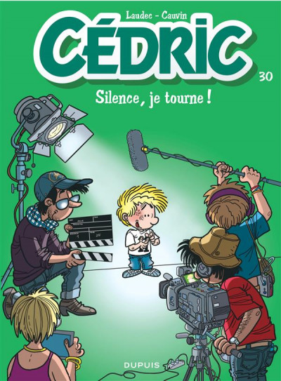 Couverture Cédric tome 30
