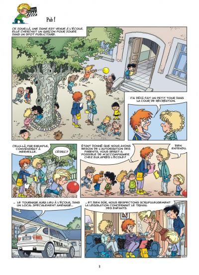 Page 3 Cédric tome 30
