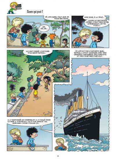 Page 8 Cédric tome 30