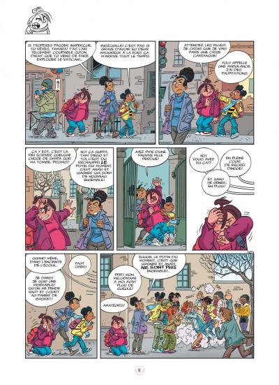 Page 9 Tamara tome 14