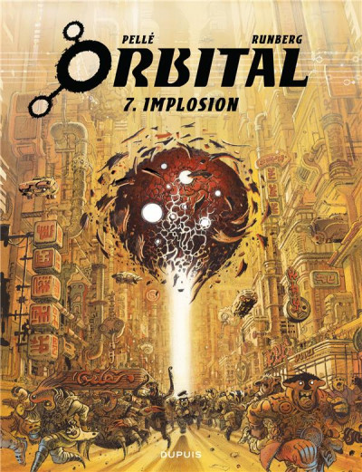Couverture Orbital tome 7