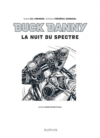 Page 1 Buck Danny tome 54