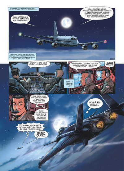 Page 3 Buck Danny tome 54