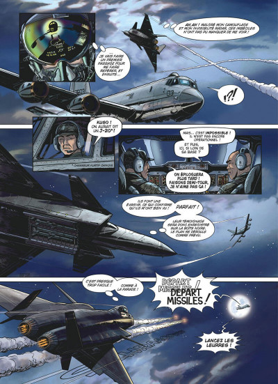 Page 4 Buck Danny tome 54