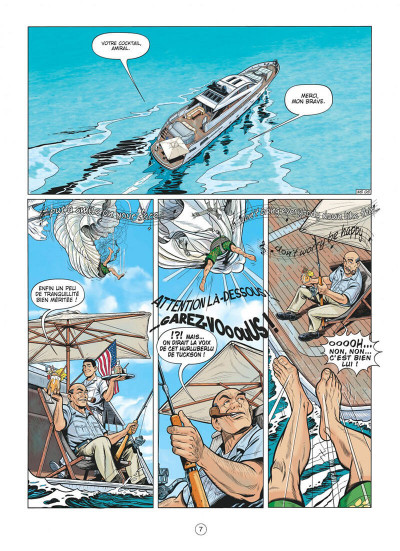 Page 7 Buck Danny tome 54