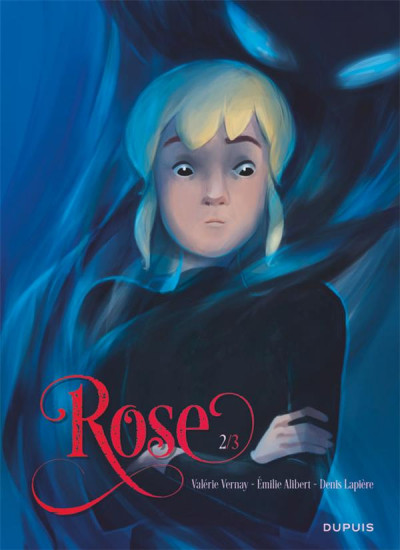 Couverture Rose tome 2