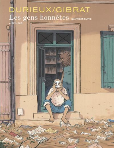 Couverture Les gens honnêtes tome 4 - édition spéciale