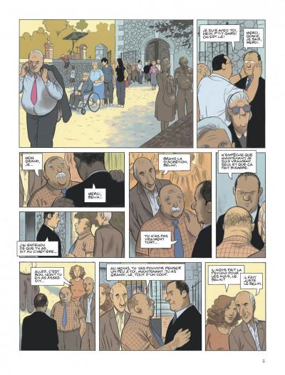 Page 1 Les gens honnêtes tome 4 - édition spéciale
