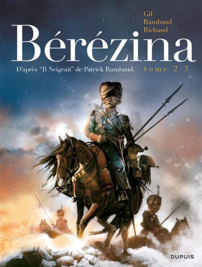 Couverture Bérézina tome 2
