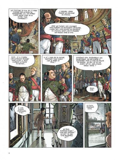 Page 4 Bérézina tome 2
