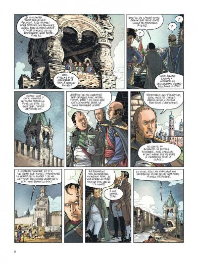 Page 8 Bérézina tome 2