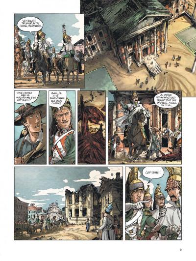 Page 9 Bérézina tome 2