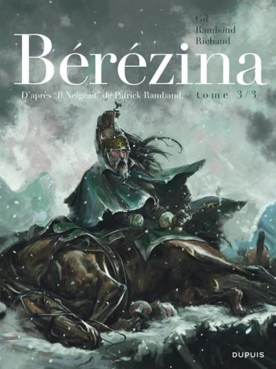 Couverture Bérézina tome 3