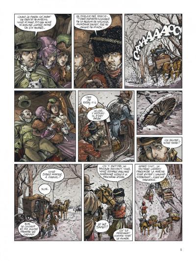 Page 5 Bérézina tome 3