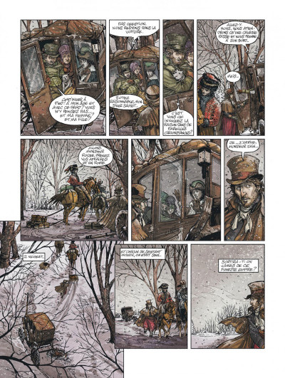 Page 6 Bérézina tome 3