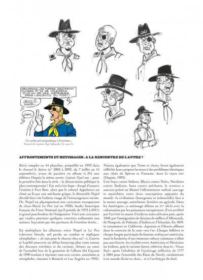 Page 2 Les tuniques bleues présentent tome 4