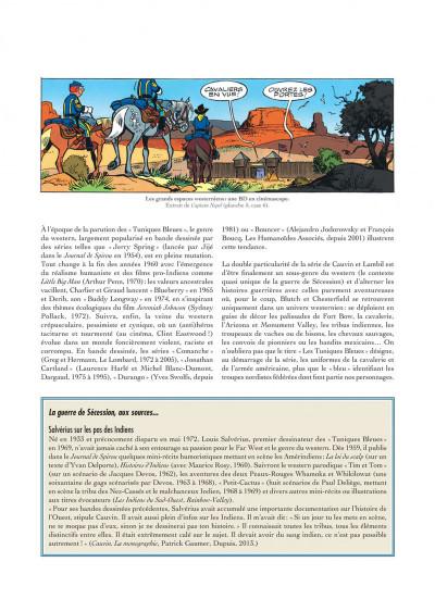 Page 5 Les tuniques bleues présentent tome 4