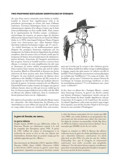 Page 8 Les tuniques bleues présentent tome 4