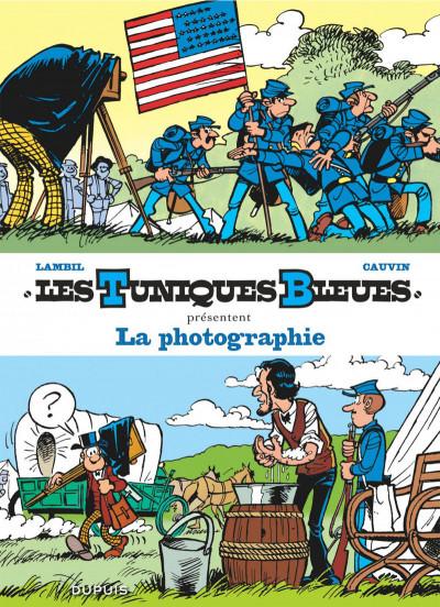 Couverture Les tuniques bleues présentent tome 5