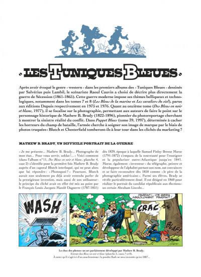 Page 4 Les tuniques bleues présentent tome 5
