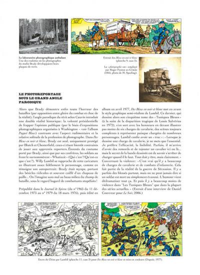 Page 7 Les tuniques bleues présentent tome 5