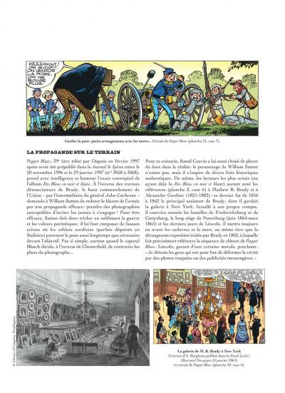 Page 8 Les tuniques bleues présentent tome 5