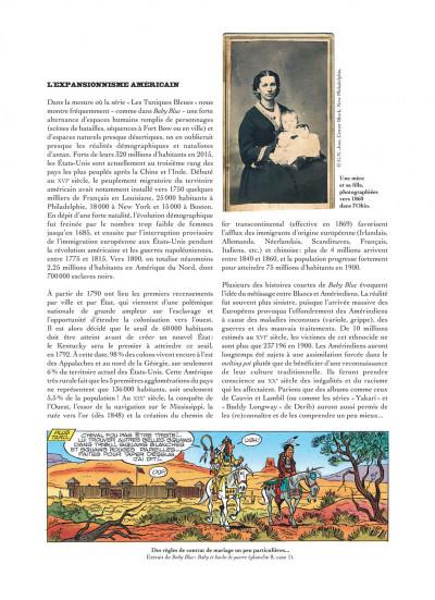 Page 5 Les tuniques bleues présentent tome 6 - Les enfants dans l'armée
