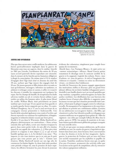 Page 8 Les tuniques bleues présentent tome 6 - Les enfants dans l'armée
