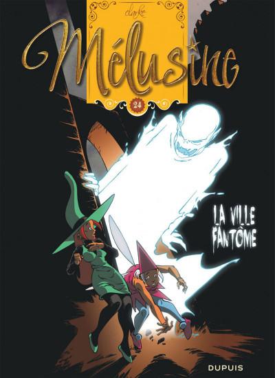 image de Mélusine tome 24 - la ville fantôme