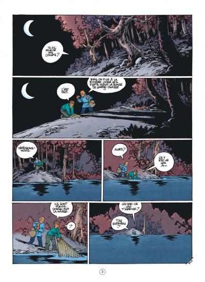 Page 3 Mélusine tome 24