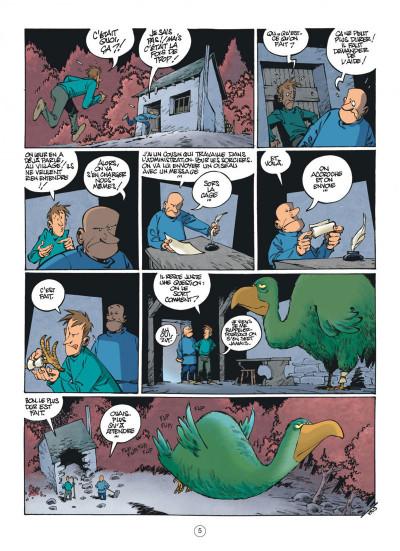Page 5 Mélusine tome 24