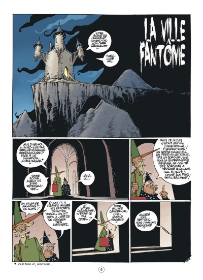 Page 6 Mélusine tome 24