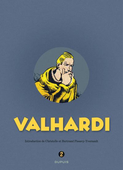 Page 3 Valhardi - intégrale tome 2