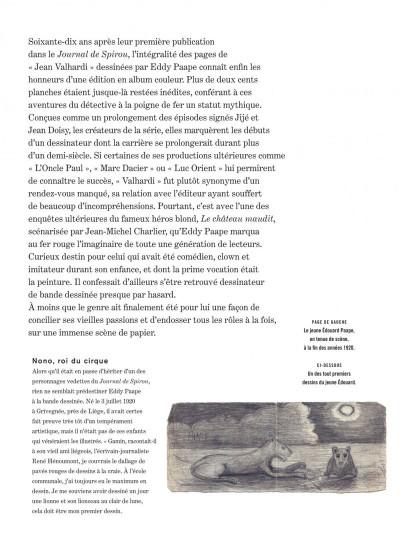 Page 5 Valhardi - intégrale tome 2