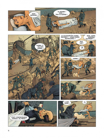 Page 8 Dent d'ours tome 4