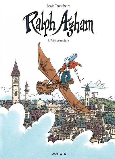 Couverture Ralph Azham tome 9