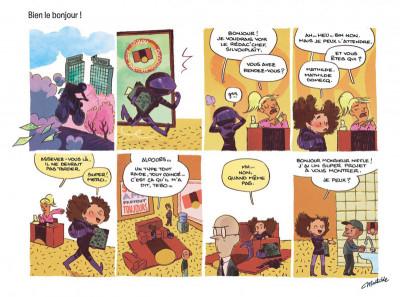 Page 3 L'atelier mastodonte tome 4