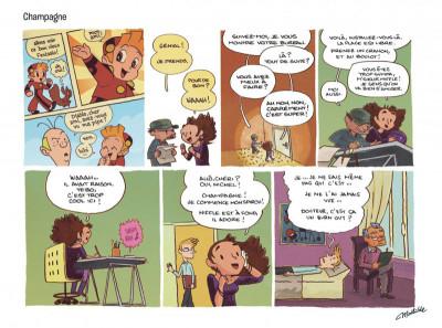 Page 4 L'atelier mastodonte tome 4