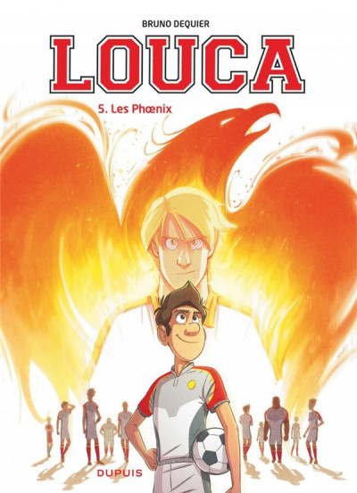 Couverture Louca tome 5