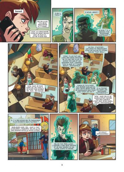 Page 3 Magic 7 tome 3