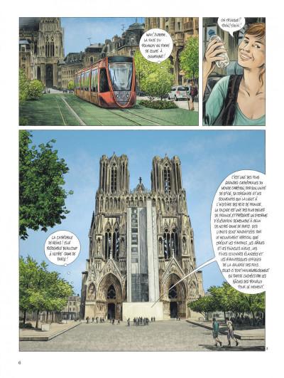 Page 6 Les chemins de Compostelle tome 3
