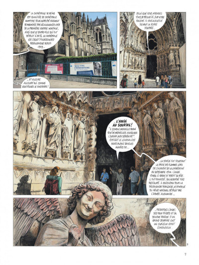 Page 7 Les chemins de Compostelle tome 3