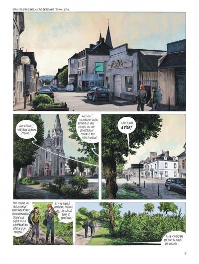 Page 9 Les chemins de Compostelle tome 3