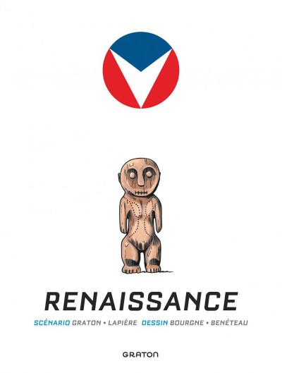 Page 1 Michel Vaillant - nouvelle saison tome 5 - Renaissance