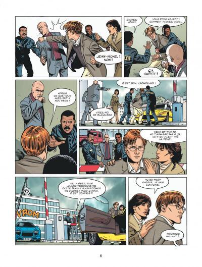 Page 3 Michel Vaillant - nouvelle saison tome 5 - Renaissance