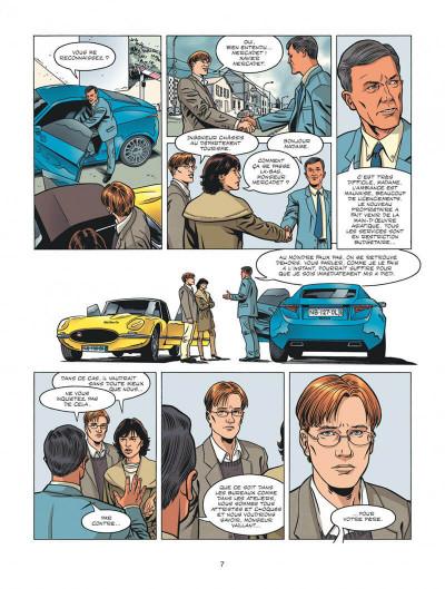 Page 4 Michel Vaillant - nouvelle saison tome 5 - Renaissance